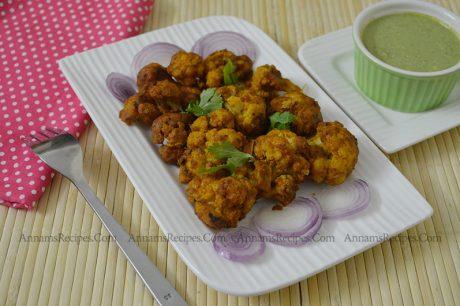 Tandoori Cauliflower Tandoori Gobi