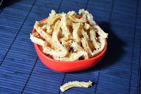 Varagu Murukku Varagu Murukku Recipe