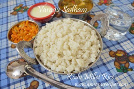 Varagu Sadham Varagu Arisi Sadham
