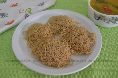 Wheat Idiyappam Wheat Idiyappam Recipe