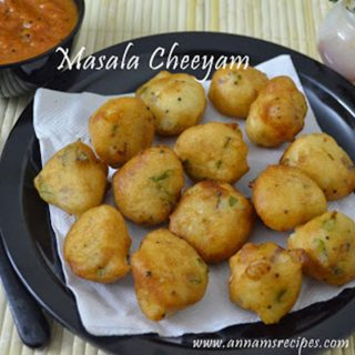 chettinad Masala Paniyaram | Masala Paniyaram Recipe