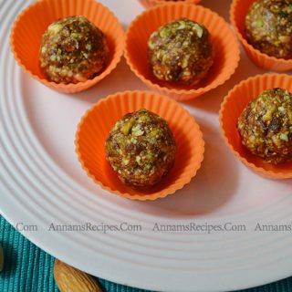 Dry Fruit and Nut Ladoo | Dry Fruits and Nuts Ladoo Recipe