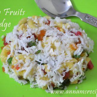 Dry Fruit Fudge Recipe Dry Fruit Fudge