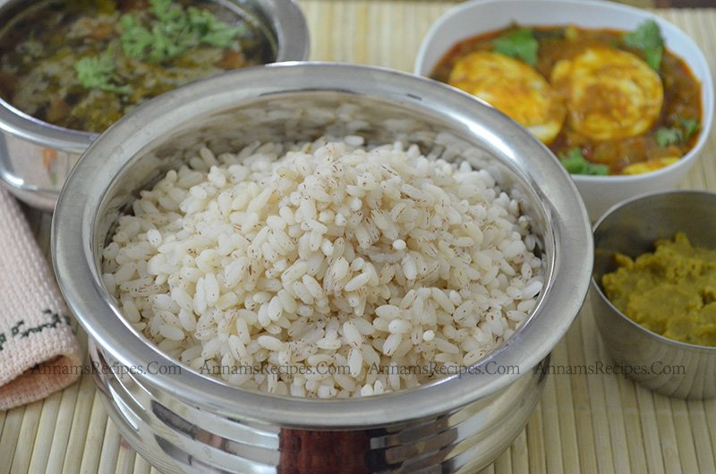 How to Cook Kerala Matta Rice Kerala Matta Rce