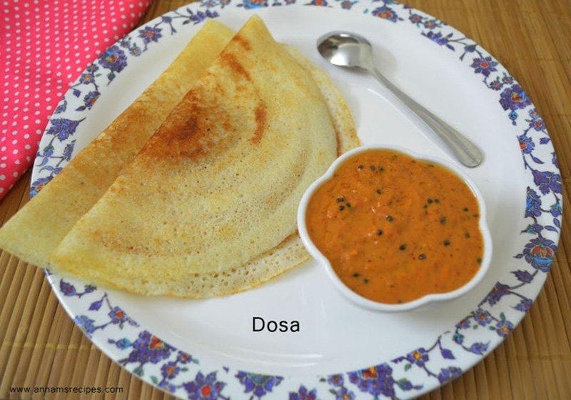 How to make Dosa Dosa Recipe
