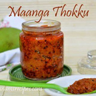 Mango Thokku | Mango Thokku Recipe