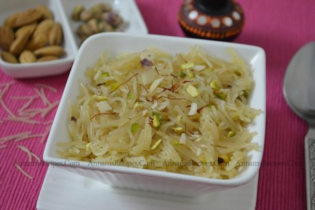 Meethi Seviyan Meethi Seviyan Recipe