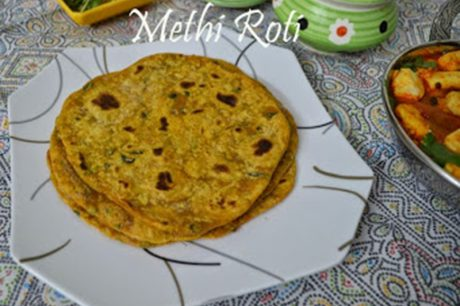 Methi Thepla Methi Thepla Recipe
