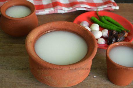 Neeragaram Recipe Pazhaya Satham