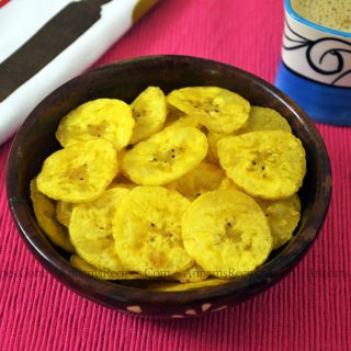 Nendran Chips |Nendran Chips Recipe