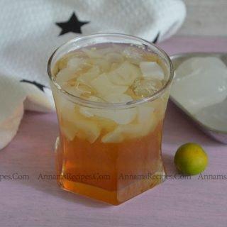 Nungu Sarbath | Nungu Sarbath Recipe