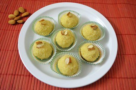 Paneer Laddu Paneer Laddu Recipe
