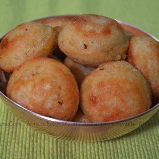 Panivaragu Appam   Panivaragu Appam Recipe