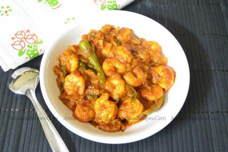 Prawn Masala Recipe Prawn Masala Curry