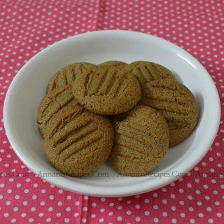 Ragi Cookies | Ragi Cookies Recipe