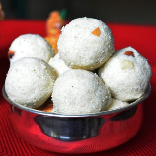 Rava Laddu Recipe | Rava Ladoo