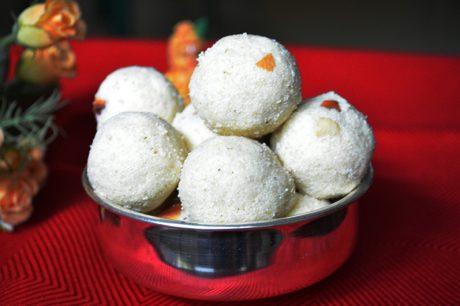 Rava Laddu Recipe Rava Ladoo