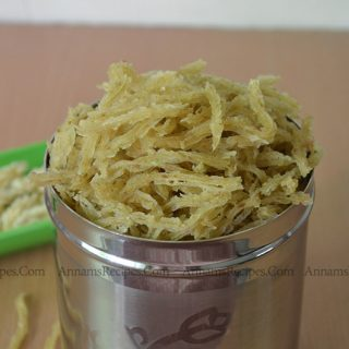Rice Vadam | Rice Vadam Recipe