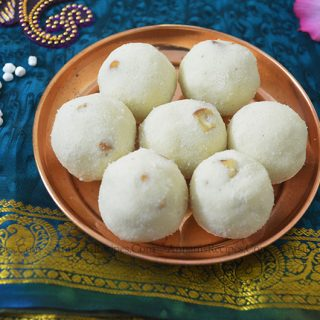 Sabudana Ladoo | Javvarisi Laddu Recipe