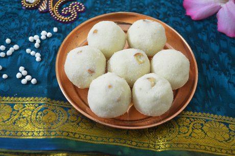 Sabudana Ladoo Javvarisi Laddu Recipe