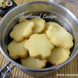 Short Bread Cookies | Easy Short Bread Cookies