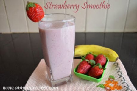 Strawberry Banana Yogurt Smoothie Strawberry Banana Yogurt Smoothie Recipe