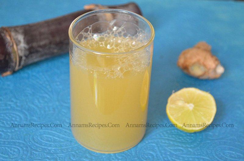 Sugarcane Juice Sugarcane Juice Recipe Indian
