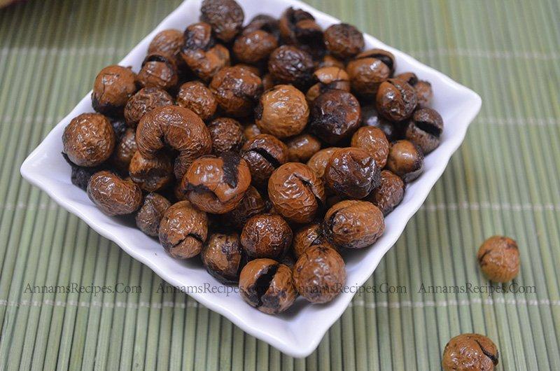 Sundakkai Vathal How to make Sundakkai Vathal