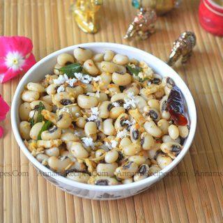 Thattapayaru sundal Recipe | Karamani Sundal