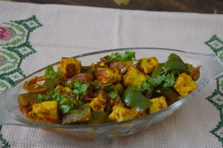 How to make Tawa Paneer Tawa Paneer recipe