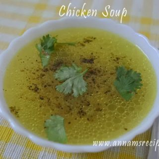 Chettinad Chicken Soup | Chettinad Style Chicken Soup|Chicken Clear Soup