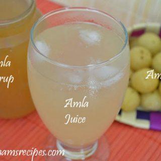 Amla Syrup recipe| Amla Squash recipe