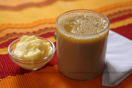butter tea recipe butter tea paleo