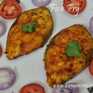 Chettinad Fish Fry | Fish Fry Recipe