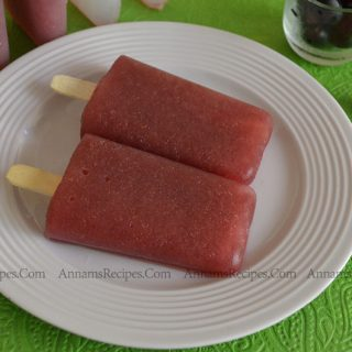 Grape Popsicle | Grape Popsicle Recipe