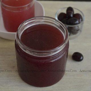 Grape syrup | Homemade grape squash