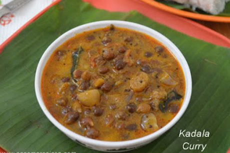 Kerala Kadala Curry Kerala Kadala Curry Recipe