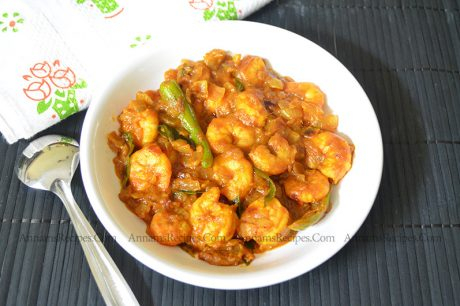 Prawn Masala Recipe Prawn Masala Curry