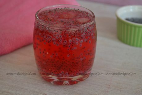 Rose Basil Sarbath Recipe Rose Sarbath