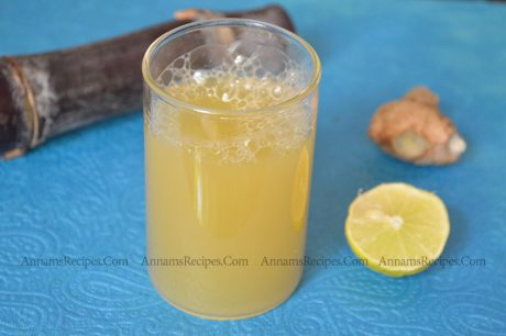 Sugarcane Juice Sugarcane Juice Recipe Indian